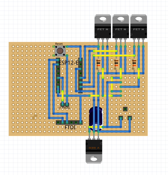 esp12-ikea-dioder-fhem_final_breadboard_connections
